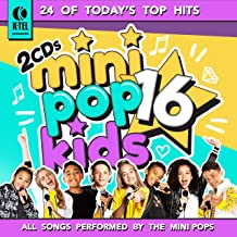 Mini Pop Kids #16 Double CD Pkg (2018 Release)