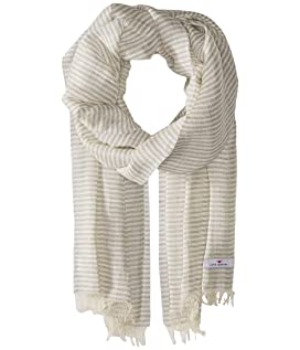 Linen Cotton Narrow Stripe