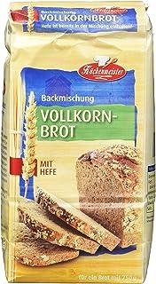 Bielmeier-Küchenmeister Brotbackmischung Vollkornbrot, 15er Pack 15 x 500 g