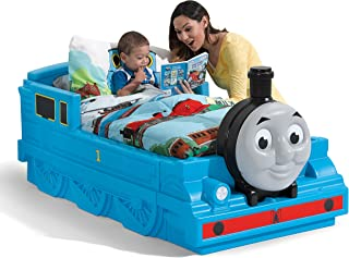 Step2 845000 Thomas the Tank Engine Toddler Bed, Blue