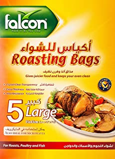 Falcon Roasting Bags Large 35 X 43 cm - 5 Pieces