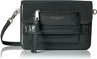 Medium Patent Madison Shoulder Bag
