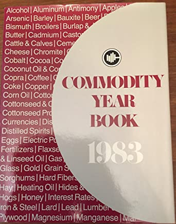 1983 Commodity Year Book