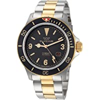 Deals on GLYCINE GL0259 Combat  Mens Watch