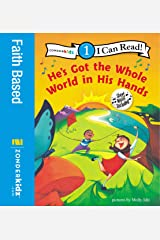 He's Got the Whole World in His Hands: Level 1 (I Can Read! / Song Series) Kindle Edition