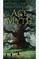 Age of Myth: Book One of The Legends of the First Empire Kindle Edition