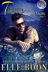 Turo's Fated Mate, Iron Wolves MC Kindle Edition