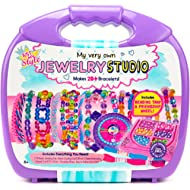 Just My Style My Very Own Jewelry Studio by Horizon Group Usa, DIY Bracelet Making, Includes Over...
