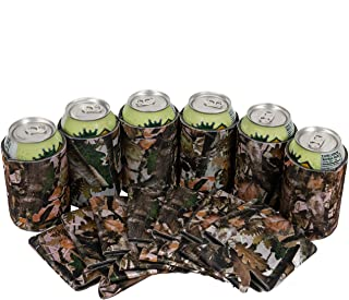 camouflage can koozies