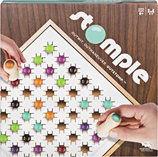 Stomple Game by Marbles Brain Workshop, Fun Strategy Game for Kids Aged 8 & Up