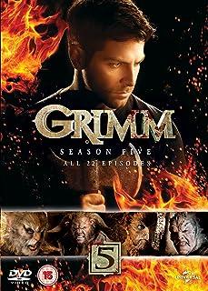 Grimm Season Five [Edizione: Regno Unito] [Reino Unido] [DVD]