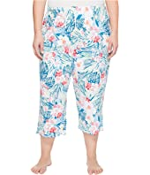 Jockey - Plus Size Capri Pants