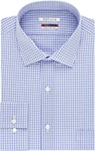 Van Heusen Men's Dress Shirt Regular Fit Flex Collar Check