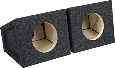 "Atrend Bbox 6.5PR 6.5"" Pro Audio Tuned Speaker Enclosures (2)"