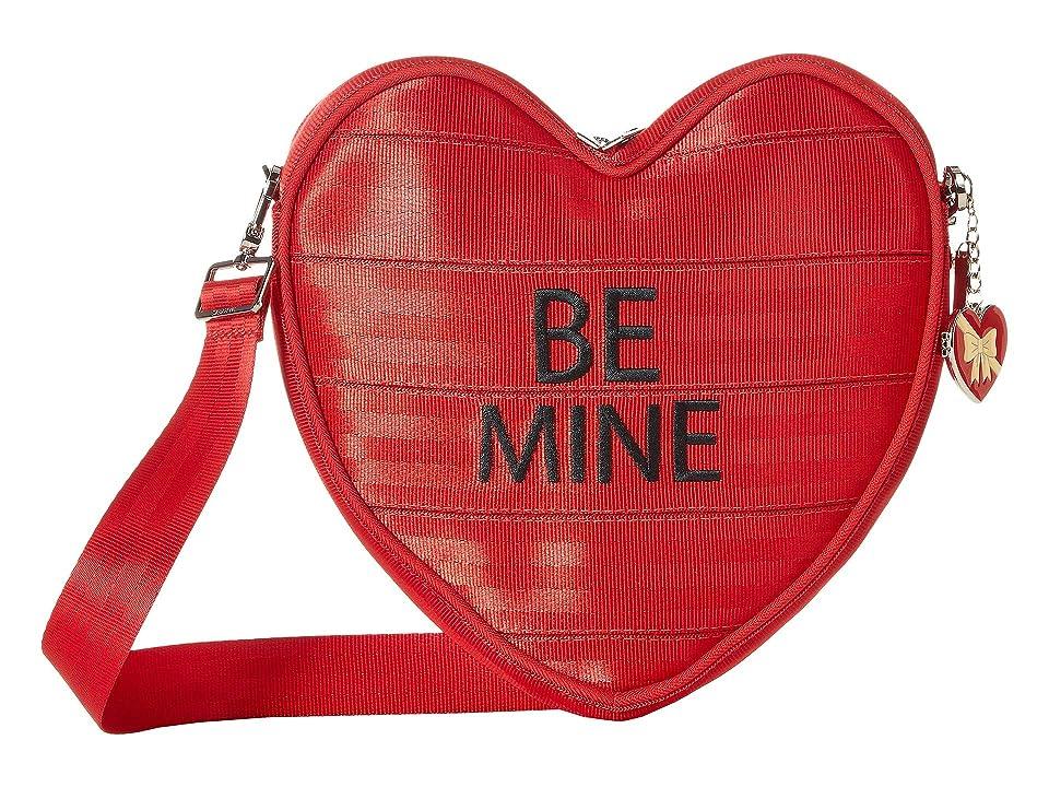 Harveys - Harveys Seatbelt Bag Sweetheart Convertible Be Mine - Collector Series