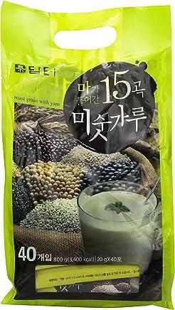 『ダムト』15穀ミシッカル(ミスカル)(20g×40入) 800g <韓国伝統茶?韓国健康茶?ダイエット飲料>