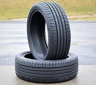 Set of 2 (TWO) Cosmo MuchoMacho Ultra-High Performance All Season Tires-255/35ZR20 97Y XL