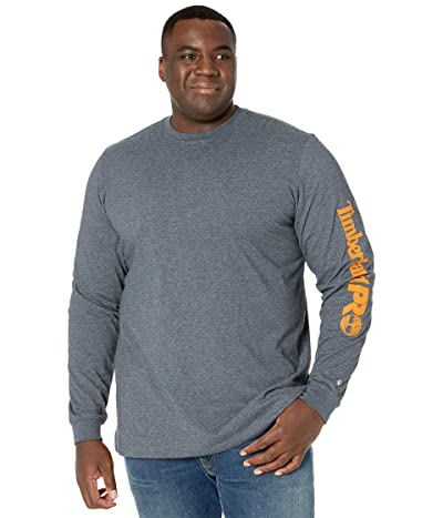 Timberland PRO Base Plate Long Sleeve T-Shirt with Logo Tall