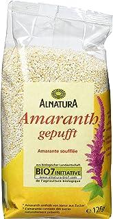Alnatura Bio Amaranth, gepufft, glutenfrei, 6er Pack 6 x 125 g