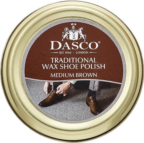 Dasco Cirage à Chaussures – brun moyen