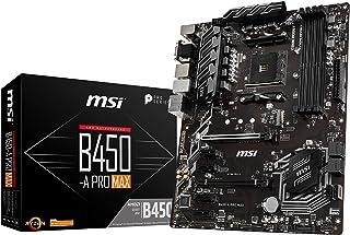 Msi B450-A Pro Max Moederbord