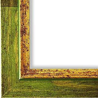 Online Galerie Bingold Bilderrahmen Grun Gold 30x45 30 X 45 Cm