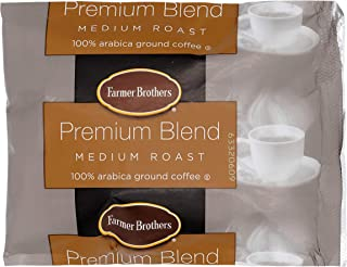 Farmer Brothers 100% Arabica Medium Roast Coffee (2 oz. Portion packs/40 case)