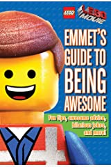 Emmet's Guide to Being Awesome (LEGO: The LEGO Movie) Kindle Edition