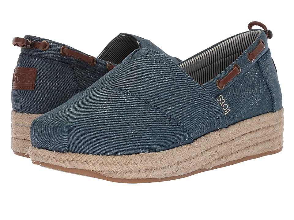BOBS from SKECHERS Highlights Ocean Spell (Dark Navy) Women
