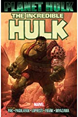 Hulk: Planet Hulk (Incredible Hulk (1999-2007)) Kindle Edition