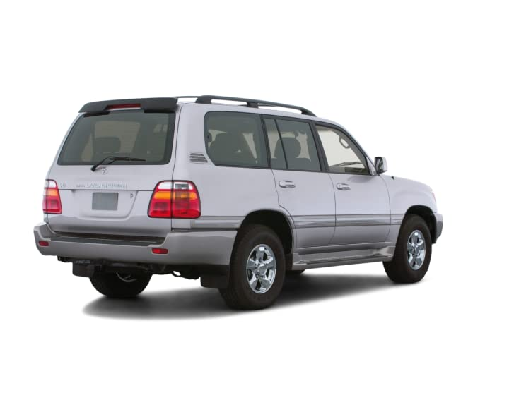 Amazon.com: 2000 Toyota Land Cruiser Reviews, Images, and Specs: Vehicles