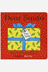 Dear Santa: A Lift-the-Flap Book Board book