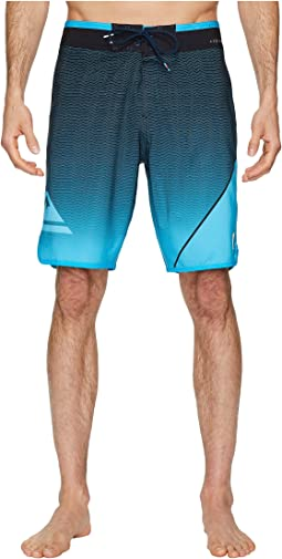 "Quiksilver Highline New Wave 20"" Boardshorts"