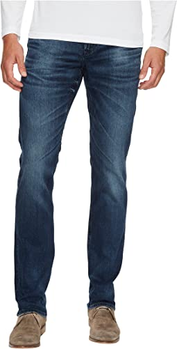 Hudson - Blake Slim Straight Zip in Naples 2
