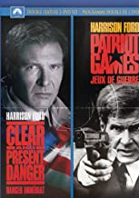 Clear and Present Danger / Patriot Games (Double Feature)
