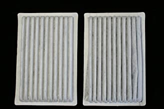 2 New Aftermarket Kubota Cab A/C Air Filter Kit Replaces OEM 6A671-75090