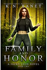 Family and Honor (Jacky Leon Book 2) Kindle Edition