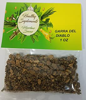 Garra del Diablo Hierba/Tea 1Oz