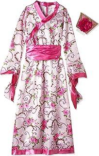 Let's Pretend Asian Princess Pink Kimono Costume, Toddler Medium 882727_M