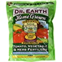 Dr Earth Home Grown Tomato Veg & Herb Organic Fertilizer
