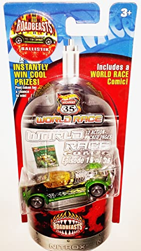 Hot Wheels Highway 35 rld Race roadbeasts Ballistik 15 35