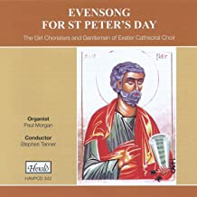 Evensong for St. Peter's Day