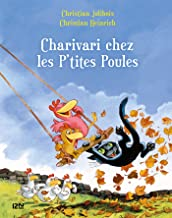 Les P'tites Poules - Charivari chez les P'tites Poules (Pocket Jeunesse t. 5) (French Edition)