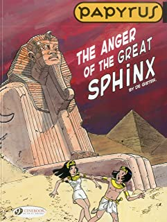 The Anger of the Great Sphinx (Papyrus)