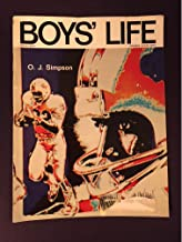 BOYS' LIFE MAGAZINE NOVEMBER 1974 FOR ALL BOYS, O.J. SIMPSON COVER