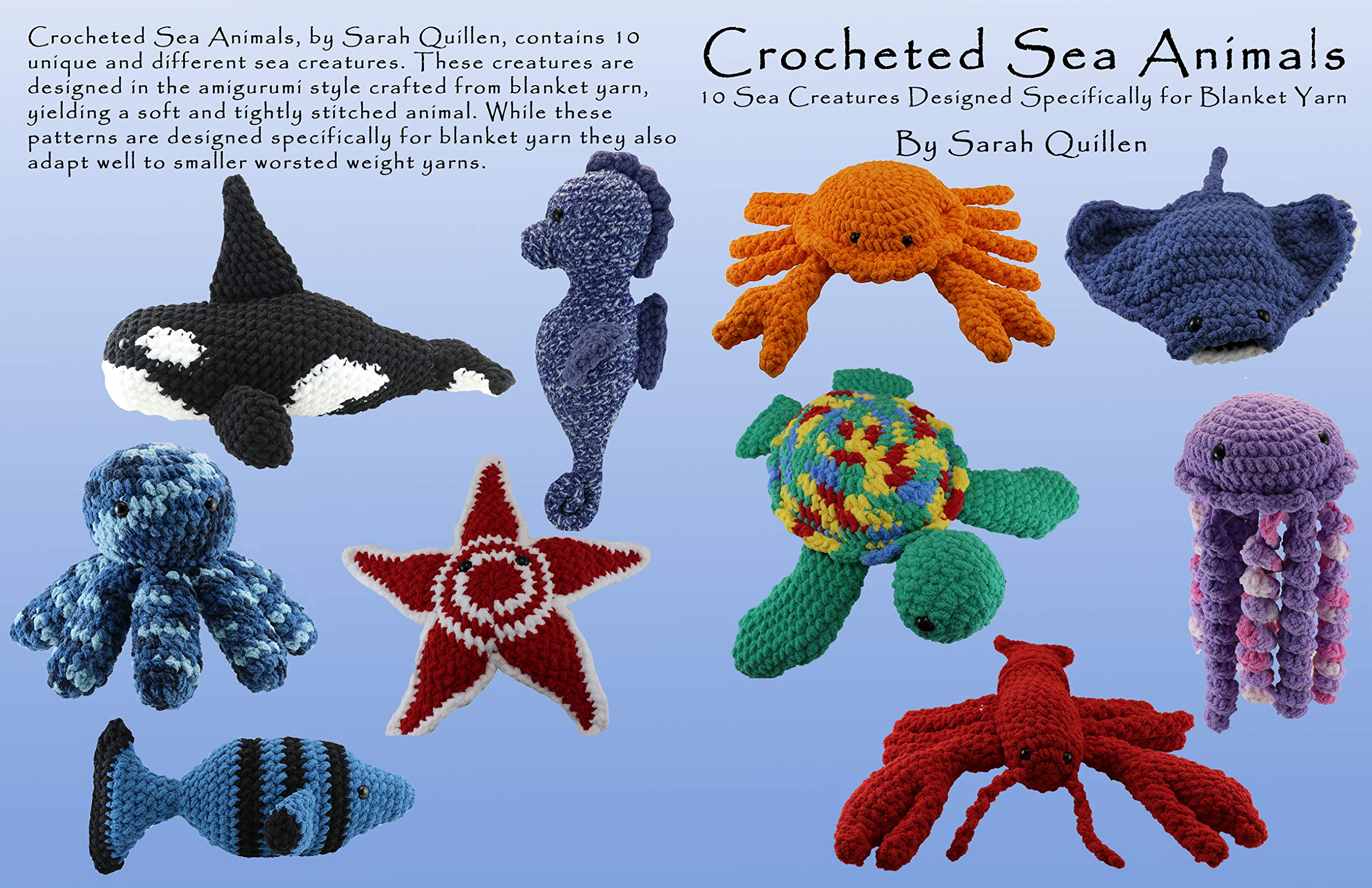 10+ Exhilarating Ideal Crochet Patterns Ideas | Crochet sea ... | 1658x2560