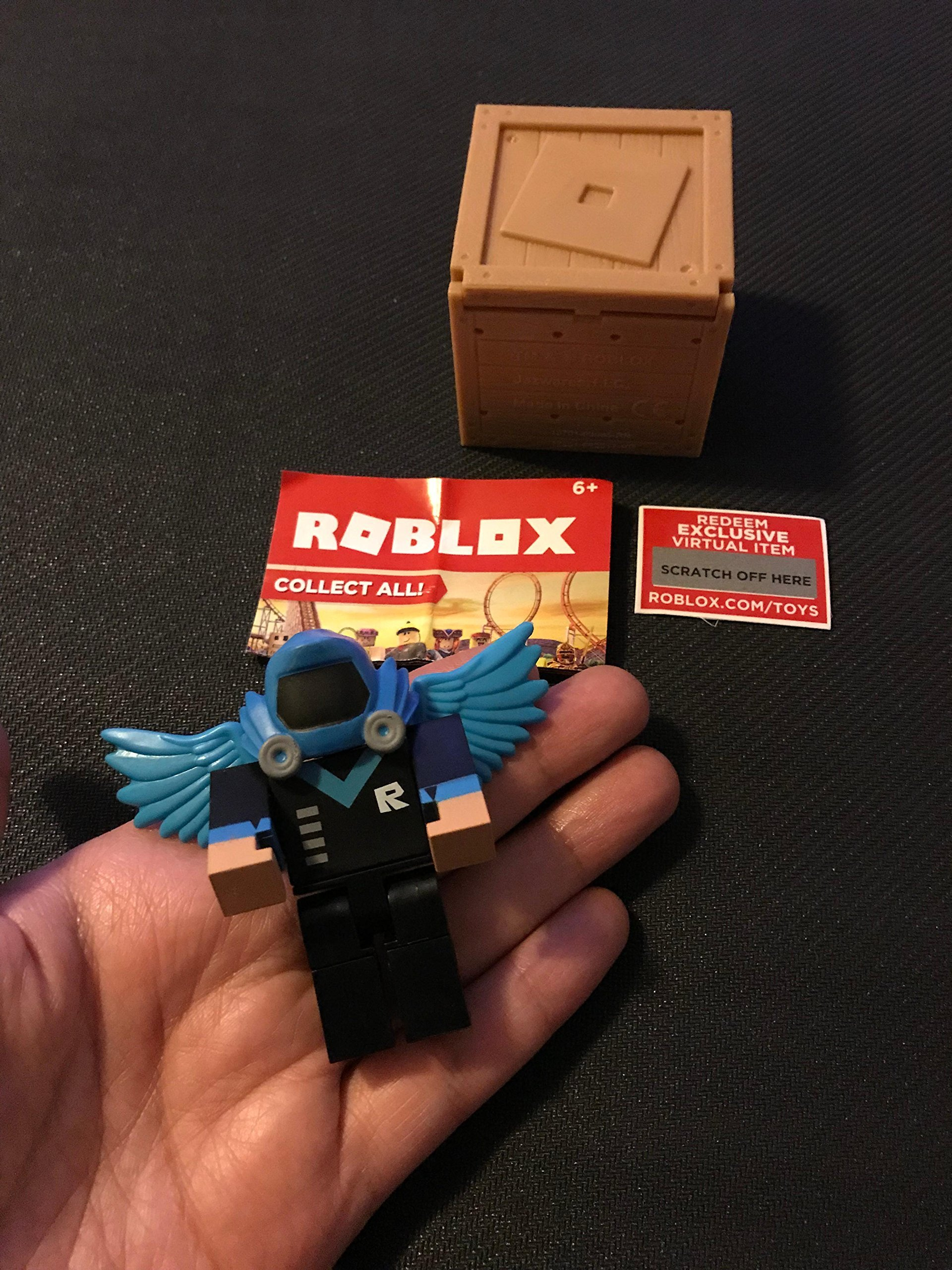 Roblox Series 2 Vurse Action Figure Mystery Box Virtual Item Code 25 Roblox Series 2 Vurse Action Figure Mystery Box Virtual Item Code 2 5 Amazon Sg Toys Games