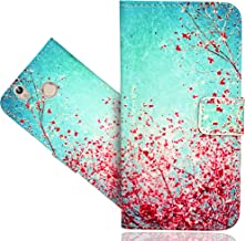 Oukitel U7 Plus Case, FoneExpert Beautiful Printed Pattern Leather Kickstand Flip Wallet Bag Case Cover For Oukitel U7 Plus