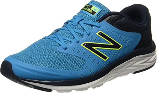 New Balance Hommes's 490v5 FonctionneHommest chaussures, bleu, 11.5 D US