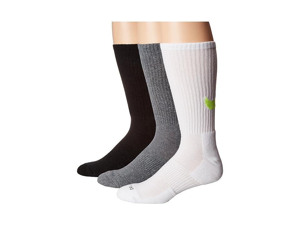 ccc8a0b4f0eff UPC 886550307987 - Nike 3-pk. Mens Dri-FIT HBR Crew Socks ...
